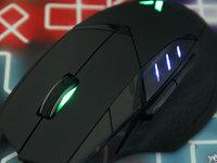 手感超群!雷柏VT300电竞游戏鼠标图赏