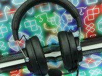 胜利在望!雷柏VH300虚拟7.1声道游戏耳机图赏