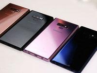 亮点不仅是金闪闪的S Pen,三星Galaxy Note 9真机图赏