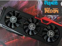 七彩虹iGame Geforce RTX2070 Ultra OC�@卡�D�p