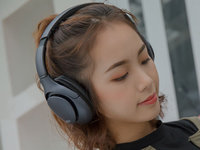 惠威AW-85降噪耳机图赏:化繁为简的时尚臻品
