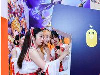 快?#20013;�A站首度亮相ChinaJoy 游乐园展台成全场必逛打卡地