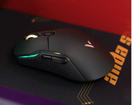 雷柏VT200双模版鼠标图赏:双系统无缝切换