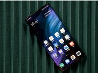 未来无边界 vivo NEX 3瀑布屏手机图赏