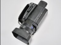 2020企�I�直播���x 索尼FDR-AX700�D�p