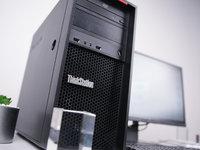 简约干练 联想ThinkStation P520c工作站图赏