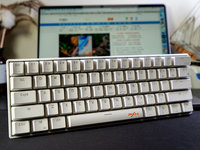 莱仕达PXN-K30多模无线键盘图赏