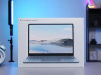 小巧灵活时尚便携 微软Surface Laptop Go开箱图赏