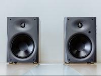 8英寸大��B低音,惠威HiVi D1500高保真音箱�D�p