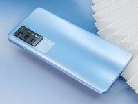 6.62英寸大屏旗舰,iQOO Neo5手机云影蓝图赏