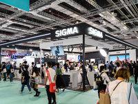 P&I SHANGHAI 2021 适马展台