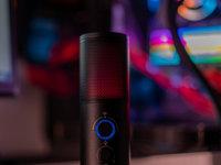 雷柏VS500 RGB游�螓�克�L�_箱�D�p