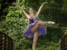优雅芭蕾舞也能如此搞笑