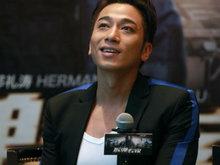 《拆弹专家》广州发布会 姜皓文吴卓羲出席