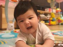 贾静雯小女儿,BO妞,得意萌笑,