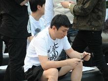 王思聪,玩手机,八卦爆料,国内男明星,
