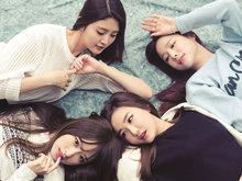 韩国,女子组合,EXID,高清写真,少女,魅力,