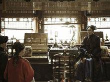 《延禧攻略》剧照皇后秦岚端庄素雅