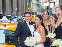 亿万富豪艾威基金首席执行官Marc Lasry女儿婚礼举行