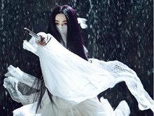 """范冰冰从小就是""""武侠迷"""""""