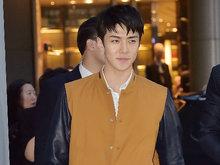 EXO,现身,Dior,Colors,展览,韩国,开幕礼,