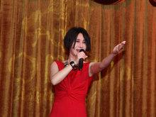尚雯婕出席嘉人中国风盛典 并将在现场首唱新专辑