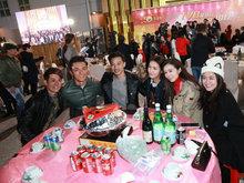 """TVB50周年晚宴 83版《射雕》中的""""公鸡碗""""竟抢了众星风头"""