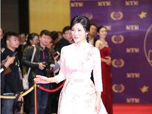 第9届澳门国际电影节红毯 陈浩明蒋丽莎夫妇大秀恩爱