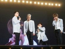 Bigbang首尔跨年夜合体献唱 这对于粉丝来说是意外的礼物