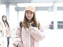张语格,SNH48,少女,机场,八卦爆料,