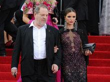 韦恩斯坦与妻子达成八位数的离婚协议 亲手摧毁昔日幸福