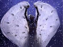 60岁杨丽萍再跳舞依旧美如仙子下凡 赋予孔雀不同的绚丽与神韵