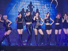 AOA,女团,韩国女团,超短裤,劲歌,AOA演唱会,