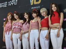 AOA,女团,韩国女团,韩国美少女,元气满满,颜值逆天,