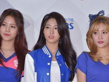 女团,AOA,韩国女团,人气女团,女团发布会,