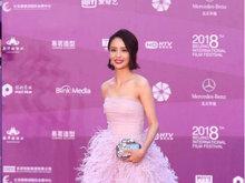 北京国际电影节闭幕红毯众星盛装亮相 佟丽娅仙气飘飘