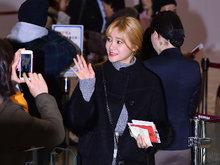 女團,AOA,韓國女團,人氣女團,小姐姐,機場秀,