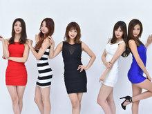 EXID,女团,韩国女团,EXID组合,长腿摄影,美腿摄影,摄影诱惑,女子组合,大势女团,EXID代言,EXID海报,