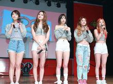 EXID,女团,韩国女团,EXID组合,长腿摄影,美腿摄影,摄影诱惑,女子组合,EXID专访,