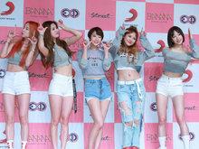 EXID,女团,韩国女团,EXID组合,女子组合,长腿摄影,美腿摄影,摄影诱惑,