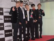 BIGBANG,全黑LOOK,帅气,男团,韩国男团,