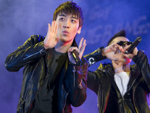 BIGBANG,BIGBANG演唱会,男团,韩国男团,