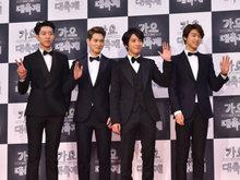 CNBLUE,男團,韓國男團,帥氣,時尚,美男,韓國組合,