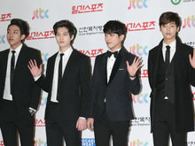 CNBLUE,男團,韓國男團,帥氣,時尚,美男,