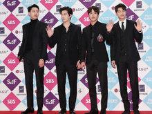 CNBLUE,男團,韓國男團,帥氣,時尚,美男,人氣組合,