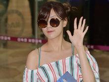 APINK,女团,韩国女团,机场秀,人气偶像,韩流女团,APINK照片,