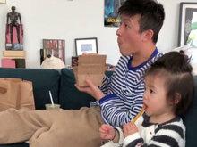 秦舒培赞陈冠希最好的父亲 并祝贺他父亲节快乐