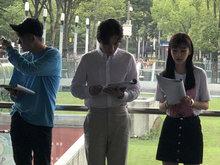 网曝baby新剧路透照 齐刘海造型似女大学生