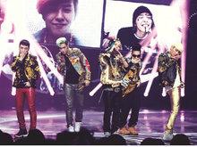 BIGBANG,BIGBANG演唱会,男团,韩国男团,人气偶像,