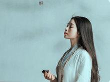中國風唯美人像攝影 歡言得所憩美酒聊共揮